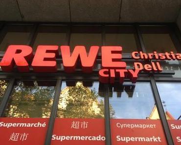 REWE City am Hauptbahnhof – es gibt viel neues! - + + + Erbsen- und Linselnudeln ++ zuckerfreie Kekse ++ italienische Kekse & Eis + KAIMUG + +
