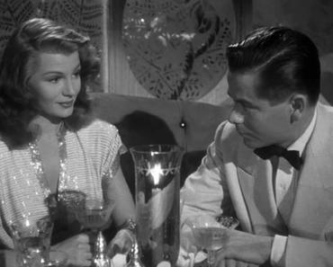 Filme ohne Farbe: GILDA (1946) mit Rita Hayworth