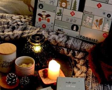 24 Kästchen zum Verlieben und Fit bleiben! READYFORCHRISTMAS mit dem FOODIST Active Adventskalender