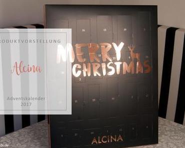 Alcina - Adventskalender 2017 [Werbung]