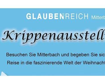 Termintipp: Krippenausstellung in Mitterbach 2017