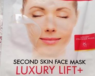 [Werbung]  Konivéo Luxury Lift + Second Skin Face Mask