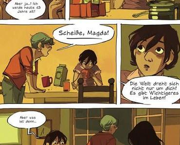 [Comic] Magdas Apokalypse