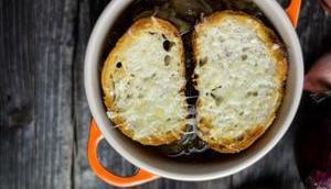 Französische Zwiebelsuppe selbermachen