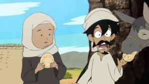 "Saudi-arabische Firma ""Manga Productions"" arbeitet einem Anime"