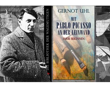 """Picasso: """"Die Malerei ist eine Waffe zur Verteidigung gegen den Feind!"""""""