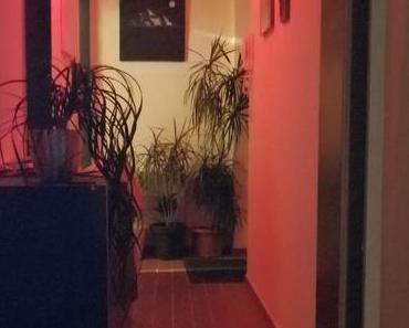 Foto: LED-Leuchte im Flur