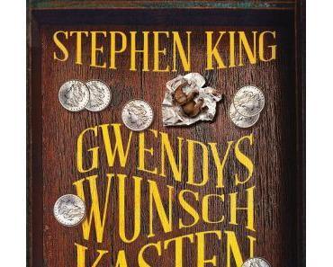 [Neuzugang] Gwendys Wunschkasten von Stephen King und Richard Chizmar