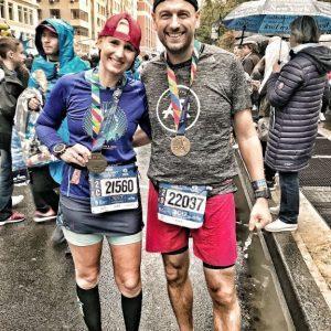 York Marathon 2017 Laufen Stadt unbegrenzten Möglichkeiten