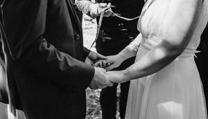 Ewigkeit Unsere Hochzeit