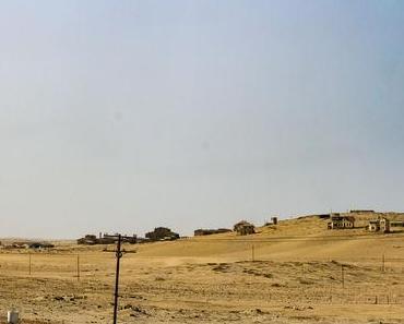 Kolmanskop – Die Geisterstadt in Namibia