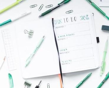 4 Bullet Journal Ideen für Anfänger