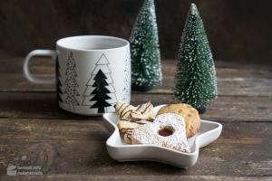 Dreierlei Weihnachtskekse (mit ASA Selection)