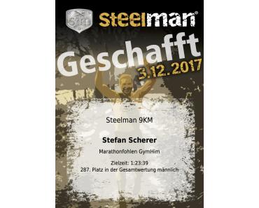 Steelman 2017: Eigentlich bin ich zu alt für den Scheiss!