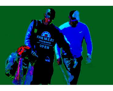 Tiger Woods klaut Rickie die Show!