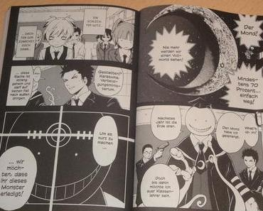 [Manga] Assassination Classroom [1]