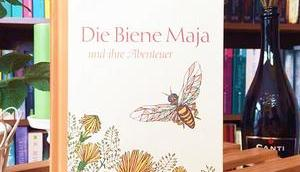 |Rezension| Waldemar Bonsels Biene Maja ihre Abenteuer