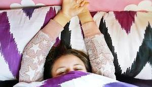 Kuschlig durch Winter Bettwaren etérea (Werbung)