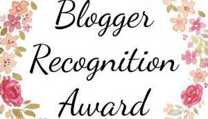 Aktion Blogger´s Recognition Award