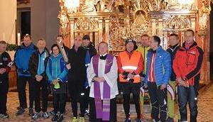 Adventlauf Mariazell nach Graz