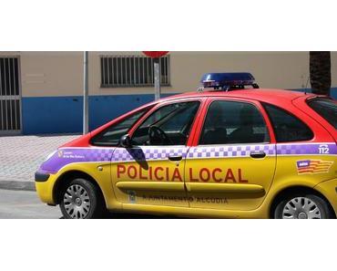 Palma's Lokalpolizei rüstet für die Feiertage auf