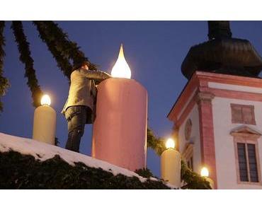 Österreich Werbung – Mariazeller Adventkerze entzünden