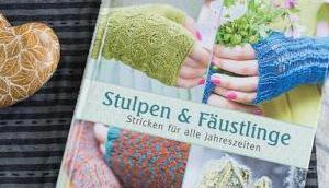 Gelesen Dezember: Stulpen Fäustlinge Kamilla Svanlund Clara Falk