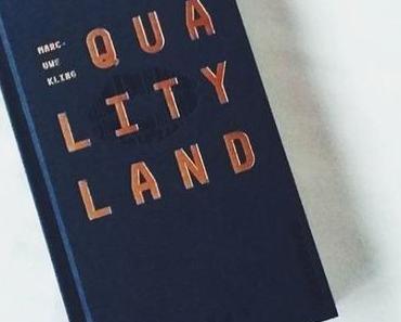 QualityLand | Marc-Uwe Kling