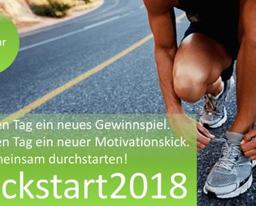 Kickstart 2018: Challenge Accepted. 31 Tage Fitness, Yoga, Plank und Squats für die Neujahrsvorsätze 2018