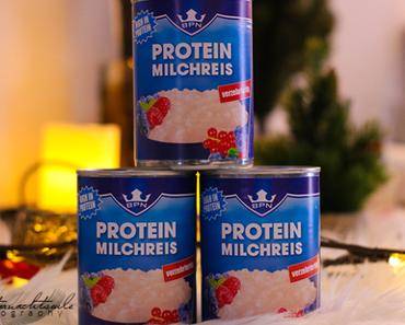 Testbericht | BPN Protein Milchreis