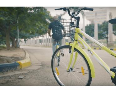 Mobility Plattform Ola steigt ins Bike Sharing ein
