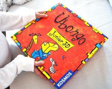 Ubongo Junior 3D von KOSMOS + Verlosung