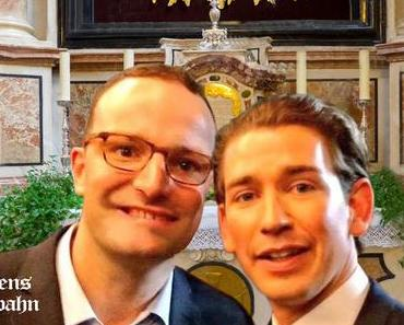 Jens Spahn, CDU, hat geheiratet
