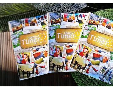 Familienzeit perfekt geplant mit dem Family Timer von Häfft (Werbung inklusive Gewinnspiel)