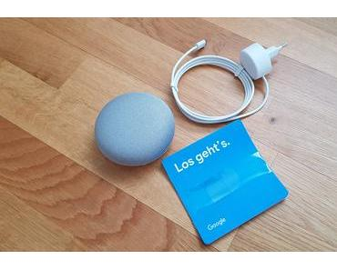 Google Home Mini im Test – Klein aber oho?