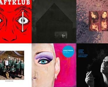 JAHRESPOLL: Das sind die besten Alben 2017