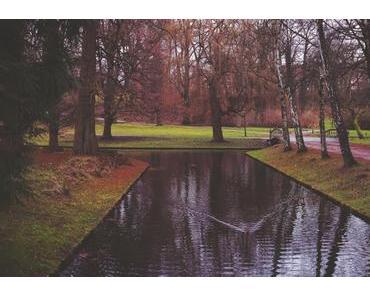 Winter in Schwerin.