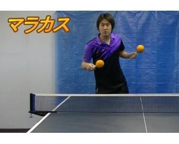 Ping-Pong mit Topf, Pfanne, Rassel und Co.