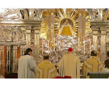 Mariazell – Hochfest der Gottesmutter Maria – Weltfriedenstag 1. 1. 2018
