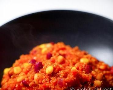 Vegan und glutenfrei: Chili con Quinoa | Rezept