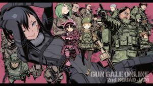 Sword Art Online Alternative: Gun Gale Online erscheint im April