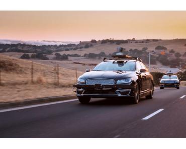 Mit Volkswagen und Hyundai arbeiten zwei weitere Automobilhersteller mit Startup für autonomes Fahren zusammen