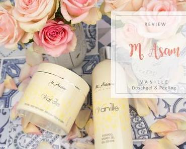 M. Asam - Vanille Duschgel und Peeling - Review [Werbung]