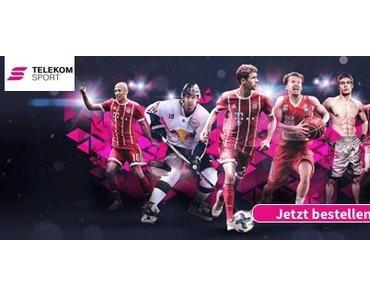 Telekom Sport: Live Stream in HD per App, Web & Online TV empfangen | Anzeige
