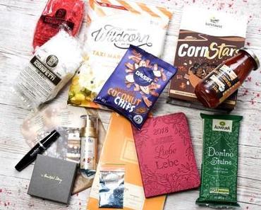 """[Unboxing] """"Celebration"""" Dezember Box von TrendRaider"""
