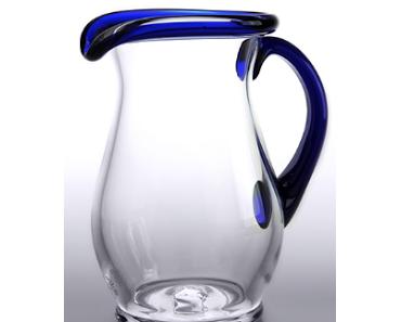 Vorgestellt: Die Blaue Kante des Bergdala Glasstudio