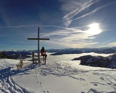 3 Skitouren im Tennengebirge