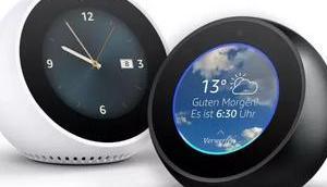 Amazon Echo Spot jetzt auch Deutschland