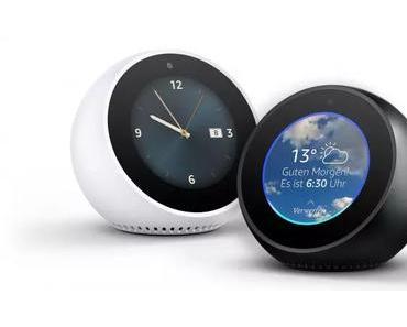 Der Amazon Echo Spot jetzt auch in Deutschland