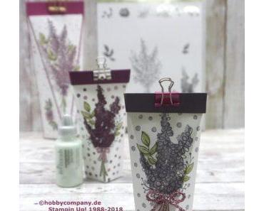 Verpackung mit Sale-a-Bration Stempelset